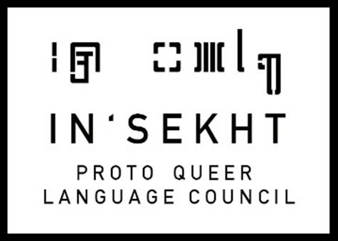 Proto queer language council
