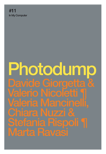 Photodump cover